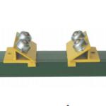 Rustfri stålhjul rollers